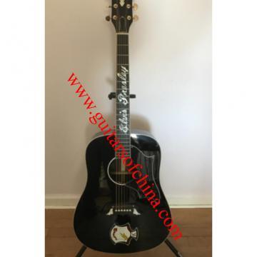 Buy Chibson Elvis Presley Dove Acoustic Guitar Custom Shop - Guitar ...