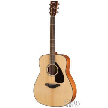 Yamaha acoustic guitar strings martin FG800 martin strings acoustic Solid martin guitar Top martin guitar case Folk martin Acoustic Guitar Natural Finish - FG800