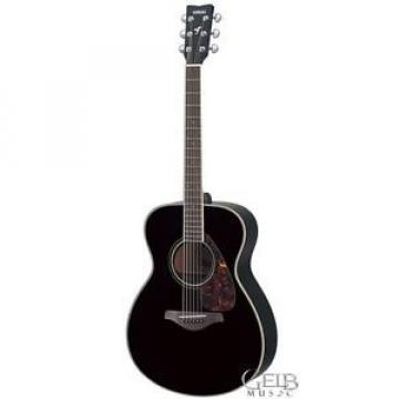 Yamaha guitar strings martin FS720S martin acoustic guitar strings BL martin guitar Acoustic dreadnought acoustic guitar Guitar, martin acoustic guitars Black - FS720S-BL