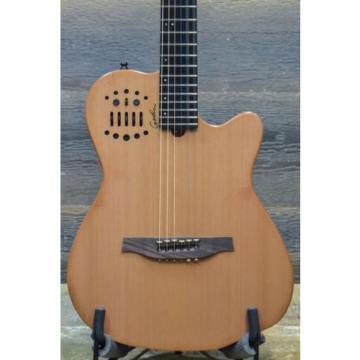 "Godin martin acoustic guitars A10 acoustic guitar strings martin Natural martin acoustic strings Steel martin acoustic guitar strings ""SF"" martin d45 10-String Electro-Acoustic Guitar w/ Bag #16172124"