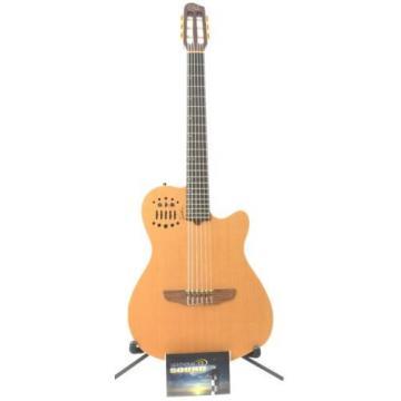 Godin guitar martin Multiac martin acoustic guitar strings ACS martin SA guitar strings martin Nylon martin strings acoustic String Electric Guitar - Natural w/ Gig Bag - Synth