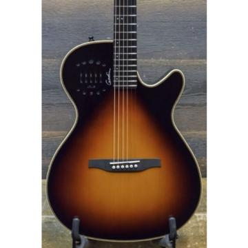 "Godin acoustic guitar martin Multiac dreadnought acoustic guitar Steel martin guitar case Duet martin d45 Ambiance martin acoustic guitar strings Sunburst ""B"" E/A Guitar w/ TRIC - #16192103"