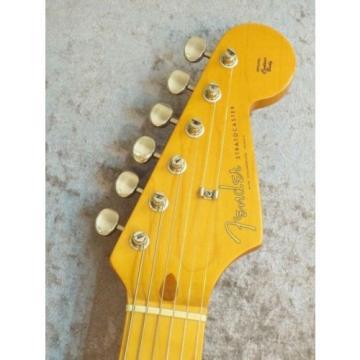 Fender guitar martin USA martin d45 American acoustic guitar martin Vintage martin guitar strings 57 martin guitars acoustic Stratocaster 2TS '92 Used Electric Guitar F/S
