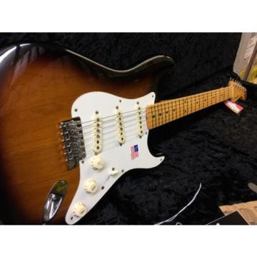 Fender martin acoustic guitars Artist martin Series martin guitar Eric martin guitars Johnson acoustic guitar martin Stratocaster Electric Guitar  2-Color Sunburst