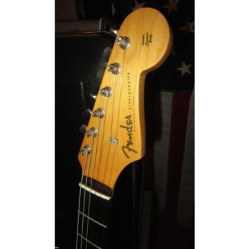 1991 martin guitar strings acoustic Fender martin guitar strings '62 martin strings acoustic Reissue martin guitars acoustic Stratocaster martin guitars Electric Guitar Sunburst MIJ w/ Orig Case