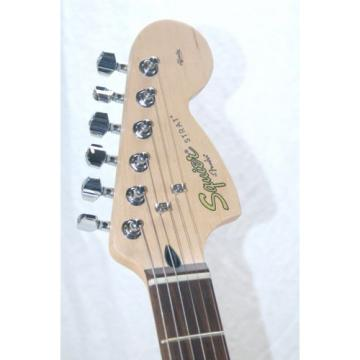 Squier martin acoustic guitars by martin Fender martin guitar case Stratocaster guitar martin Strat dreadnought acoustic guitar Affinity Electric Guitar -TSB BLEM *B1526