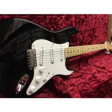 2016 martin d45 Fender martin guitar strings acoustic medium American martin acoustic guitars Vintage martin acoustic guitar strings '56 martin guitar accessories Stratocaster Electric Guitar Black WHSC