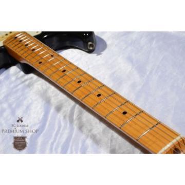Fender martin guitars acoustic Japan martin guitar 1989-1990 guitar martin ST57-55 martin guitar accessories 3 guitar strings martin Tone Sunburst Used Electric Guitar F/S