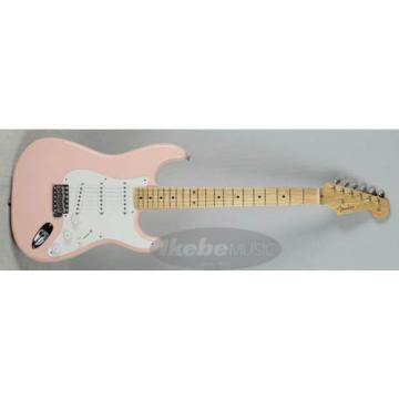 Fender guitar strings martin USA martin d45 American martin guitar accessories Vintage martin guitar case '56 guitar martin Stratocaster Shell Pink Used Electric Guitar F/S