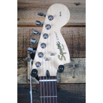 Squier martin guitar accessories Affinity martin guitar strings Stratocaster guitar strings martin Electric acoustic guitar martin Guitar martin guitars - Brown Sunburst w/ Fender Gig Bag