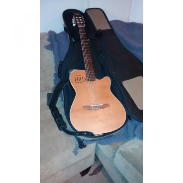 Godin martin acoustic guitars Multiac martin guitar strings acoustic Duet martin guitar case nylon martin acoustic guitar strings string guitar martin Guitar #1 image
