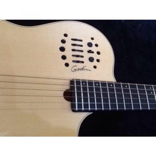 Godin martin acoustic guitars Multiac guitar strings martin Steel martin guitar accessories String martin guitar strings acoustic medium Synth dreadnought acoustic guitar Access Acoustic Electric Guitar #2 image