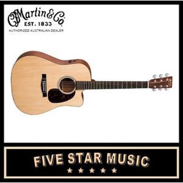 MARTIN acoustic guitar strings martin ACOUSTIC martin acoustic guitars STEEL martin guitars acoustic STRING martin guitar GUITAR guitar martin DCPA4 DREADNOUGHT CUTAWAY SOLID TOP W/ CASE #1 image