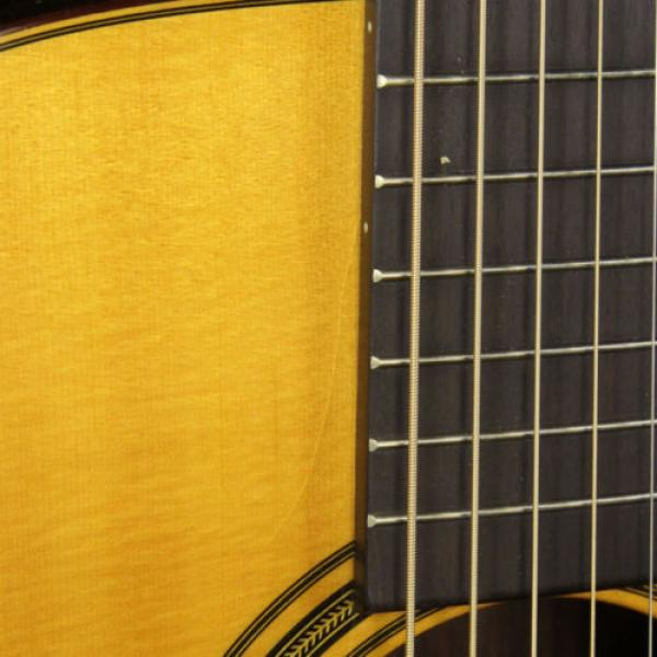 Used martin strings acoustic 2010 martin guitar accessories Martin martin guitar case D-21 guitar strings martin Special dreadnought acoustic guitar Dreadnought Acoustic Guitar Natural #5 image