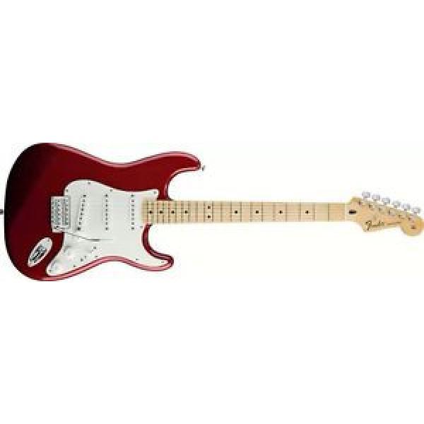 Fender martin d45 Standard dreadnought acoustic guitar Stratocaster martin acoustic strings Candy martin acoustic guitar strings Apple guitar strings martin Red Maple Guitar #1 image
