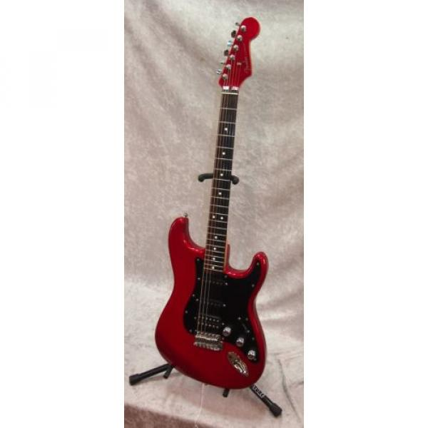 2003 martin guitar Fender martin guitar case Special martin guitar strings acoustic medium Edition martin guitars acoustic Fat martin guitar accessories Strat Stratocaster electric guitar in red finish #3 image