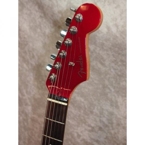 2003 martin guitar Fender martin guitar case Special martin guitar strings acoustic medium Edition martin guitars acoustic Fat martin guitar accessories Strat Stratocaster electric guitar in red finish #4 image