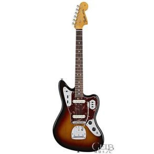 Fender martin guitar case Classic martin strings acoustic Player martin guitar strings Jaguar martin acoustic strings Special guitar strings martin Electric Guitar 3-Color Sunburst 0141700300 #1 image